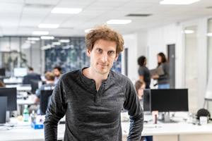 Alexandre Prot, co-fondateur et CEO de Qonto