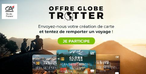 Offre Globe Trotter Du Credit Agricole D Ile De France Un Succes Planetaire Actualites Des Banques