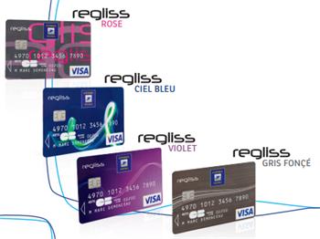 Exceptionnel I Carte Bleue Banque Postale - Carte 2017 SH42